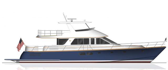 74 Motoryacht