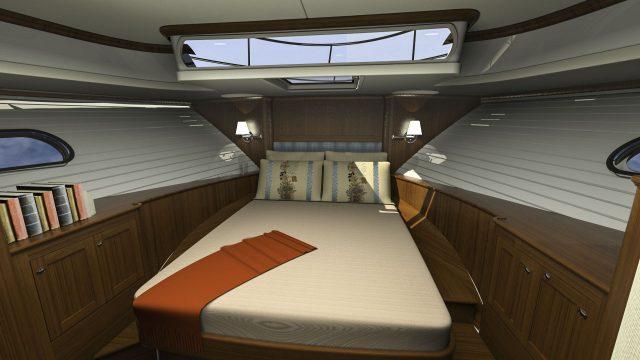 Hunt Yachts Ocean Series 63 Forward Cabin 2