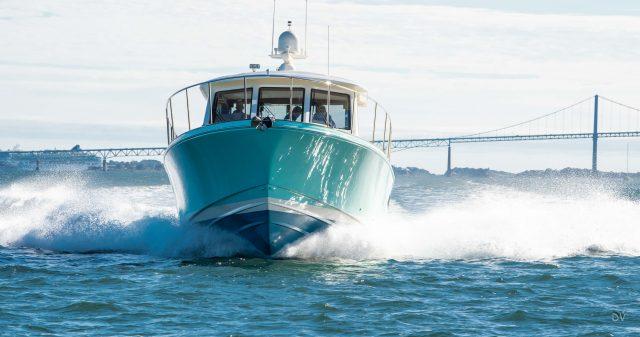 Hunt Yachts Ocean Series 55 Motoryacht