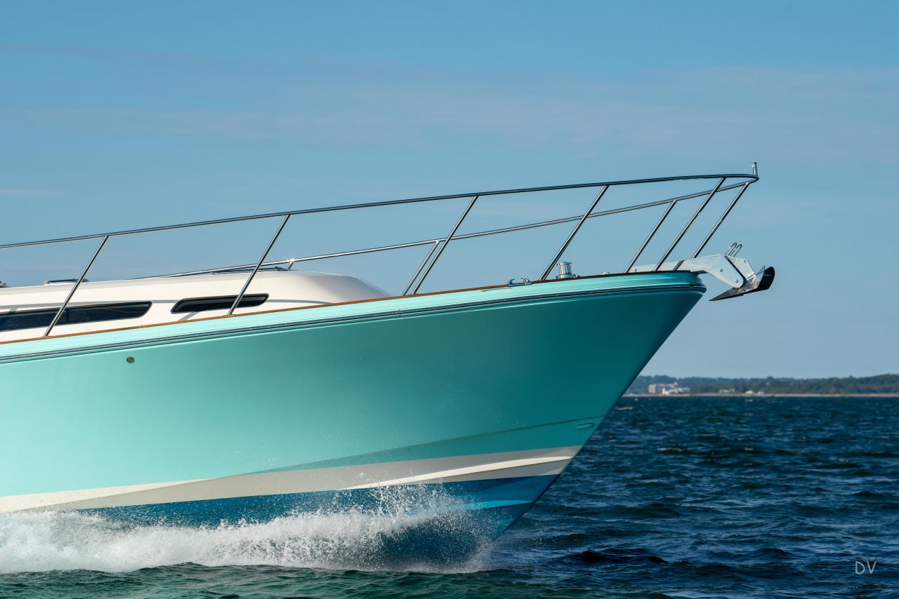 Ocean Series 55 | Hunt Yachts
