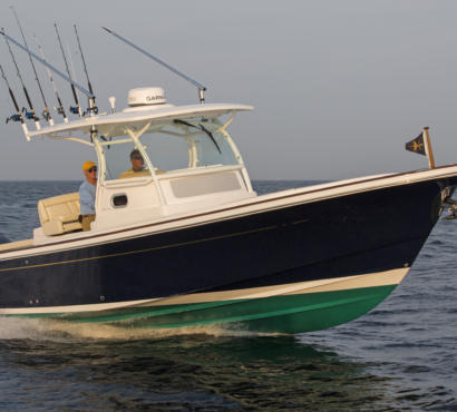 Hunt 32CC: A great mix of craftsmanship, versatility and aesthetics