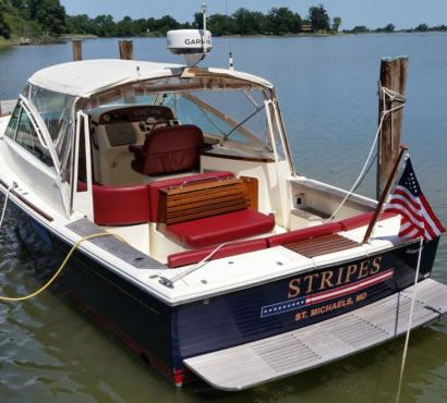 Hunt Brokerage Boats
