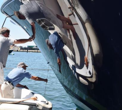 Sea Trial: Hunt 72