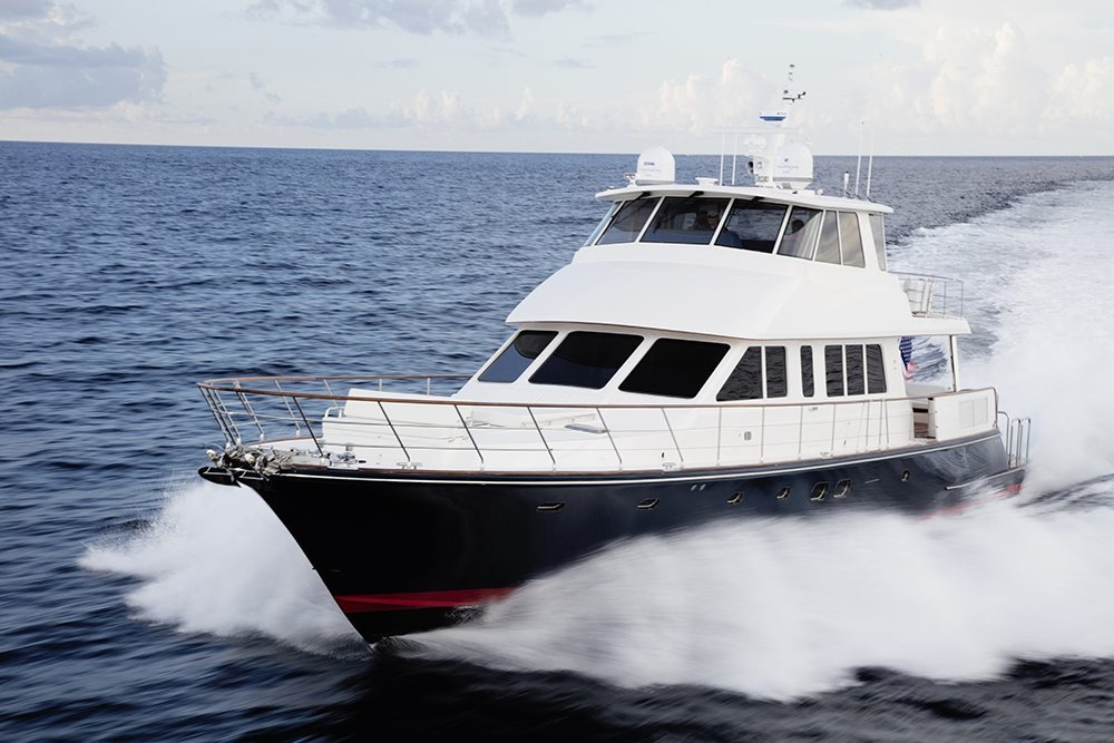 Power & Motoryacht: The Hunt 80 Keeps Its Personal Touch