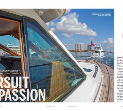 Power & Motoryacht: Pursuit of Passion
