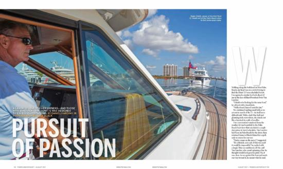Power & Motoryacht: Pursuit of Passion