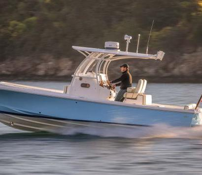 Southern Boating Magazine: 26CC