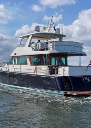 Yachting Magazine: Hunt 72 Overview