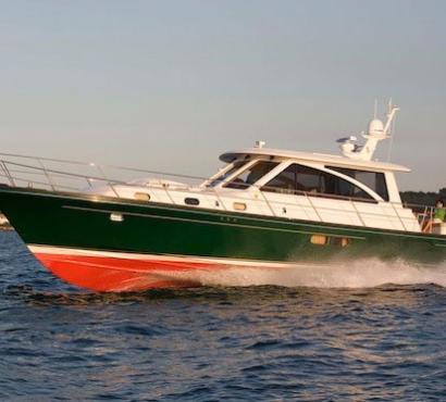 New Pilot Boat Designed by C. Raymond Hunt Associates