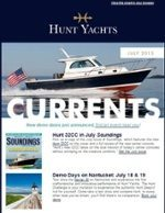 HOT OFF THE PRESS: JULY CURRENTS