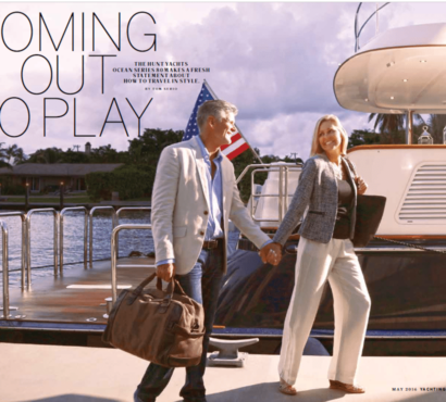 Yachting Magazine: The Hunt 80 Comes Out to Play