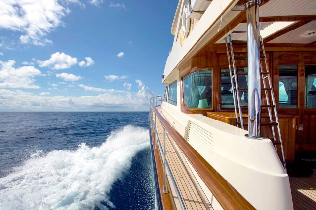 Hunt Yachts Construction and Design